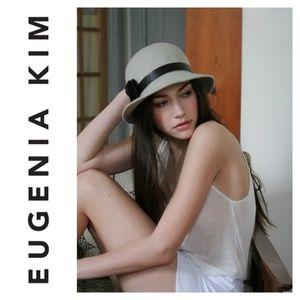 Eek! By Eugenia Kim 1920s Wool Cloche Hat